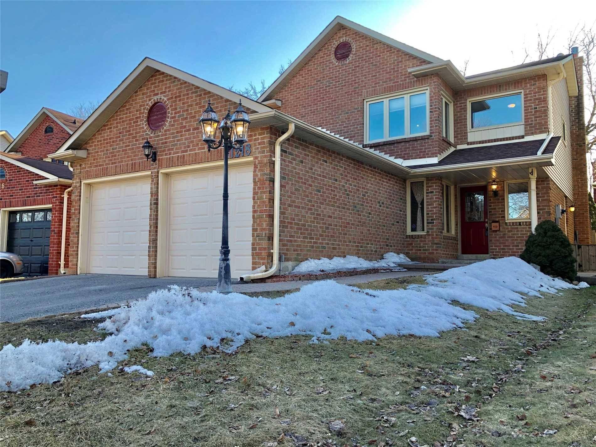 House for sale at 1218 Fieldstone Circ Pickering Ontario - MLS: E4389902