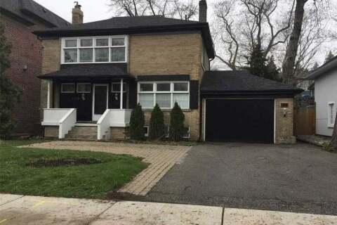 House for rent at 1218 Royal York Rd Toronto Ontario - MLS: W4786171