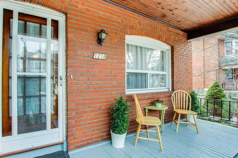 Townhouse for rent at 1218 Shaw St Toronto Ontario - MLS: C4519363