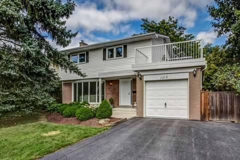 House for sale at 1219 Kensington Park Rd Oakville Ontario - MLS: W4618415