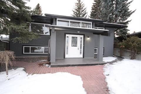 House for sale at 1219 Nicola Pl Northwest Calgary Alberta - MLS: C4287921