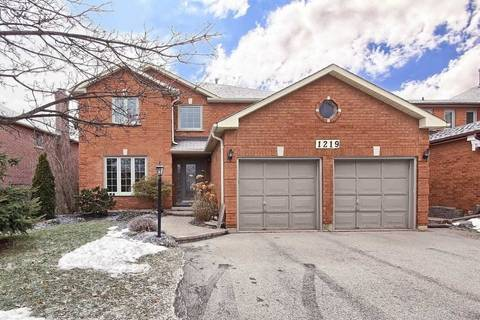House for rent at 1219 Valleybrook Dr Oakville Ontario - MLS: W4682931