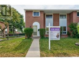 Sold: 122 - 150 Gateshead Crescent, Hamilton, ON