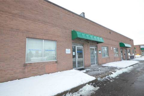 Commercial property for lease at 1895 Clements Rd Apartment 122 Pickering Ontario - MLS: E4651660