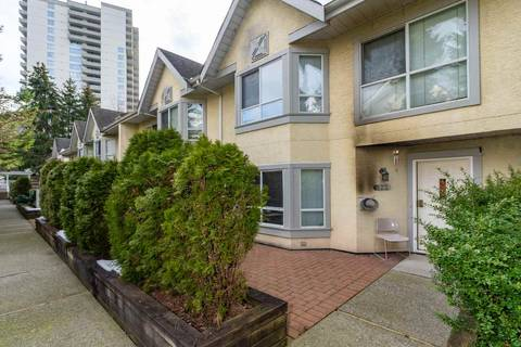 Townhouse for sale at 4155 Sardis St Unit 122 Burnaby British Columbia - MLS: R2339390
