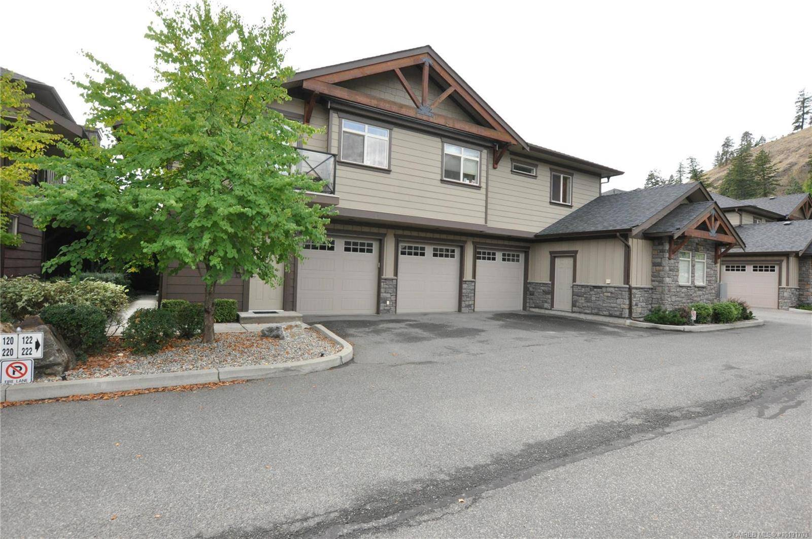 Townhouse for sale at 511 Yates Rd Unit 122 Kelowna British Columbia - MLS: 10191703