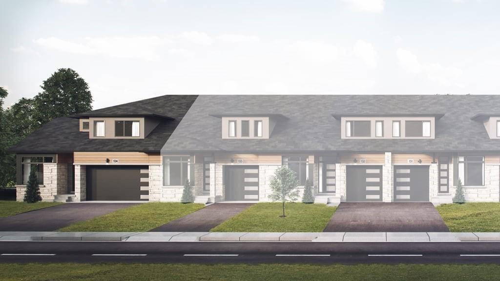 Townhouse for sale at 555 Sanatorium Rd Unit 122 Hamilton Ontario - MLS: H4066690