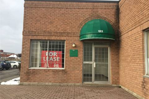 Commercial property for lease at 70 Silver Star Blvd Apartment 122 Toronto Ontario - MLS: E4719737