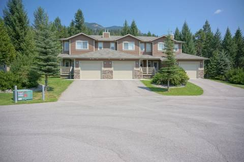 Townhouse for sale at 7599 Eaglecrest Ln Unit 122 Radium Hot Springs British Columbia - MLS: 2435478