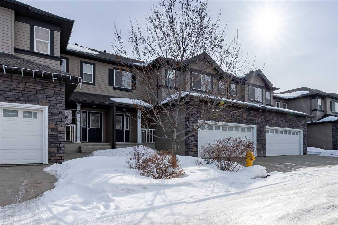 Townhouse for sale at 122 89 Rue Beaumont Alberta - MLS: E4192059