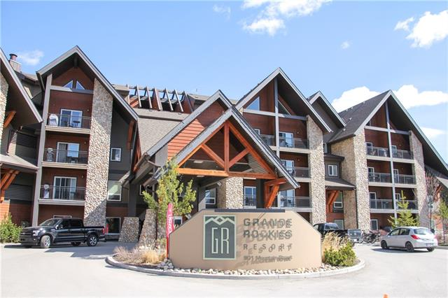 Removed: 122 - 901 Mountain Street, Canmore, AB - Removed on 2018-07-12 04:21:08