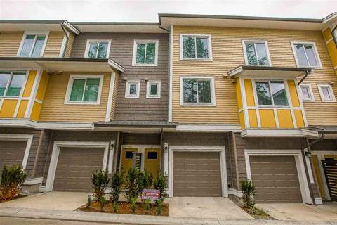 Townhouse for sale at 9718 161a St Unit 122 Surrey British Columbia - MLS: R2395456