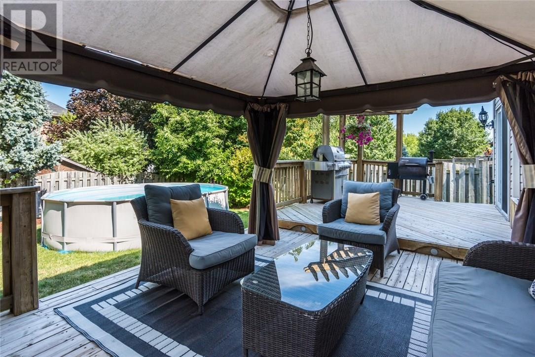 For Sale: 122 Autumn Ridge Trail, Kitchener, ON | 4 Bed, 4 Bath Home for $750,000. See 50 photos!