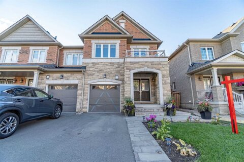 Townhouse for rent at 122 Baffin Cres Brampton Ontario - MLS: W4968274