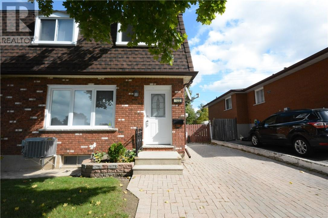 House for sale at 122 Bakersfield Drive Cambridge Ontario - MLS: X4273325