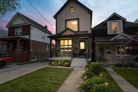 House for sale at 122 Barker Ave Toronto Ontario - MLS: E4484184