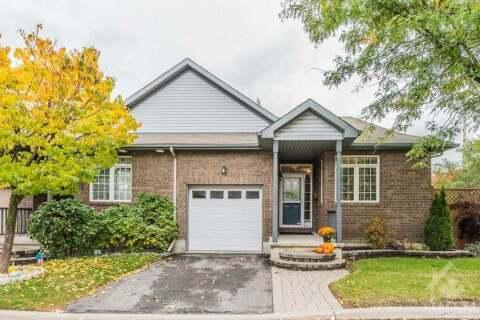 House for sale at 122 Bartlett Pt Ottawa Ontario - MLS: 1212427