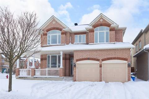 House for sale at 122 Bilbrough St Aurora Ontario - MLS: N4704419