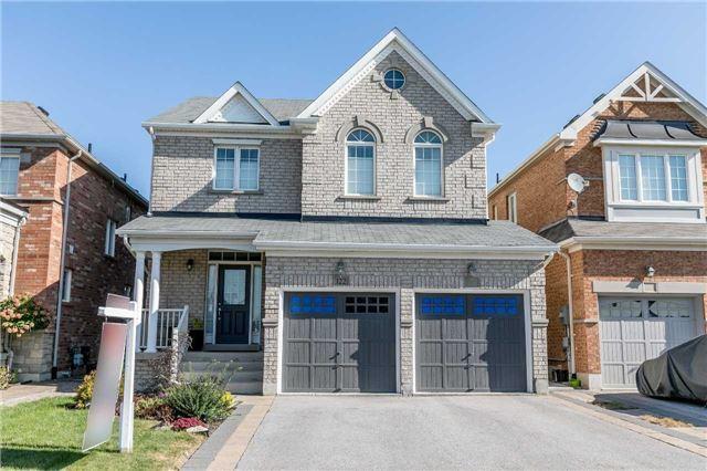 House for sale at 122 Blue Dasher Boulevard Bradford West Gwillimbury Ontario - MLS: N4248802