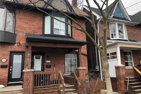 Townhouse for rent at 122 Booth Ave Toronto Ontario - MLS: E4679930