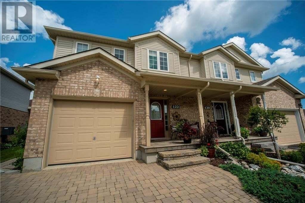 House for sale at 122 Brenneman Dr Baden Ontario - MLS: 30825898