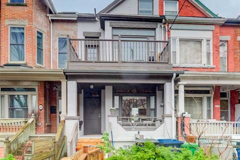 Townhouse for sale at 122 Brunswick Ave Toronto Ontario - MLS: C4441636