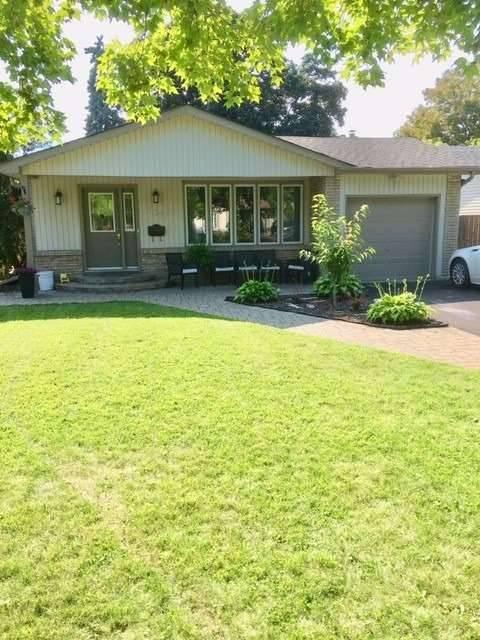 House for sale at 122 Brunswick Cres Oshawa Ontario - MLS: E4554934