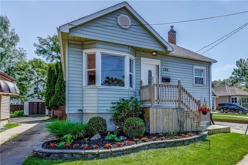 House for sale at 122 Carlton St St. Catharines Ontario - MLS: 30809652