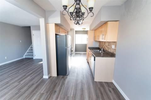 Townhouse for sale at 122 Centennial Ct Nw Edmonton Alberta - MLS: E4163054
