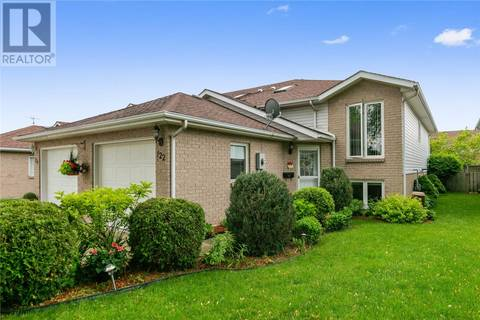 House for sale at 122 Clarence Ave Leamington Ontario - MLS: 19019672