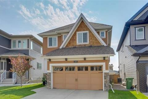 House for sale at 122 Cooperstown Ln Southwest Airdrie Alberta - MLS: C4261786