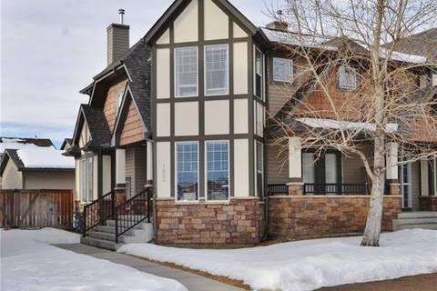 Townhouse for sale at 122 Everridge Common Southwest Calgary Alberta - MLS: C4284723