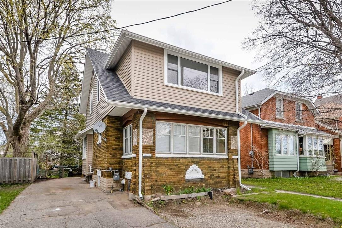House For Sale Glasgow Street Kitchener