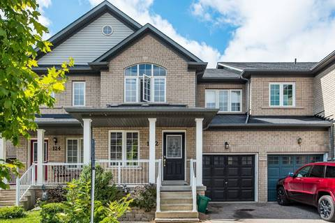 Townhouse for sale at 122 Gollins Dr Milton Ontario - MLS: W4576438