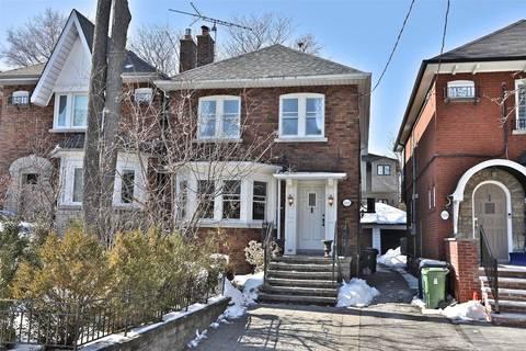 House for sale at 122 Heddington Ave Toronto Ontario - MLS: C4701229