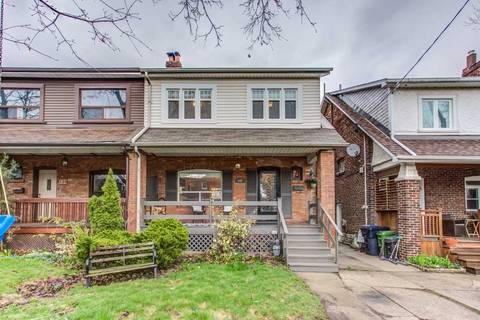 House for sale at 122 Maplewood Ave Toronto Ontario - MLS: C4426095