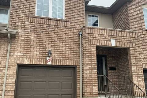 Townhouse for rent at 122 Meadow Wood Cres Hamilton Ontario - MLS: X4668842
