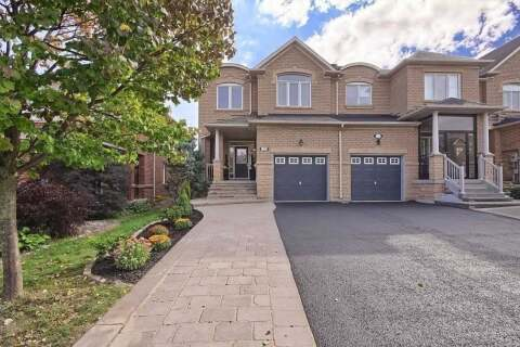Townhouse for sale at 122 Mistywood Cres Vaughan Ontario - MLS: N4927944