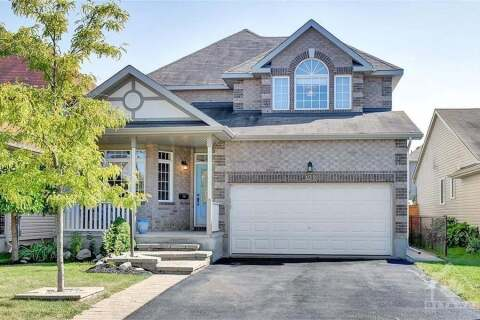 House for sale at 122 Mosswood Ct Ottawa Ontario - MLS: 1209992