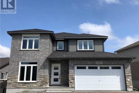 House for sale at 122 Napa Valley Dr Sudbury Ontario - MLS: 2075791