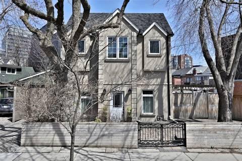 House for sale at 122 Niagara St Toronto Ontario - MLS: C4424415