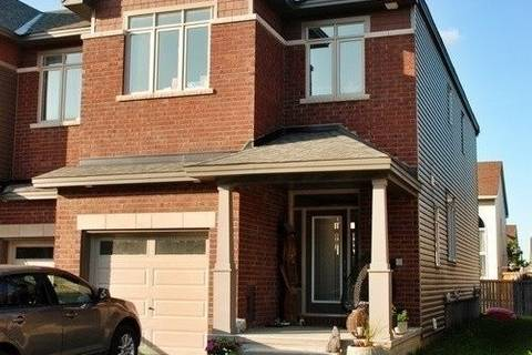 Townhouse for sale at 122 Overberg Wy Ottawa Ontario - MLS: X4526344