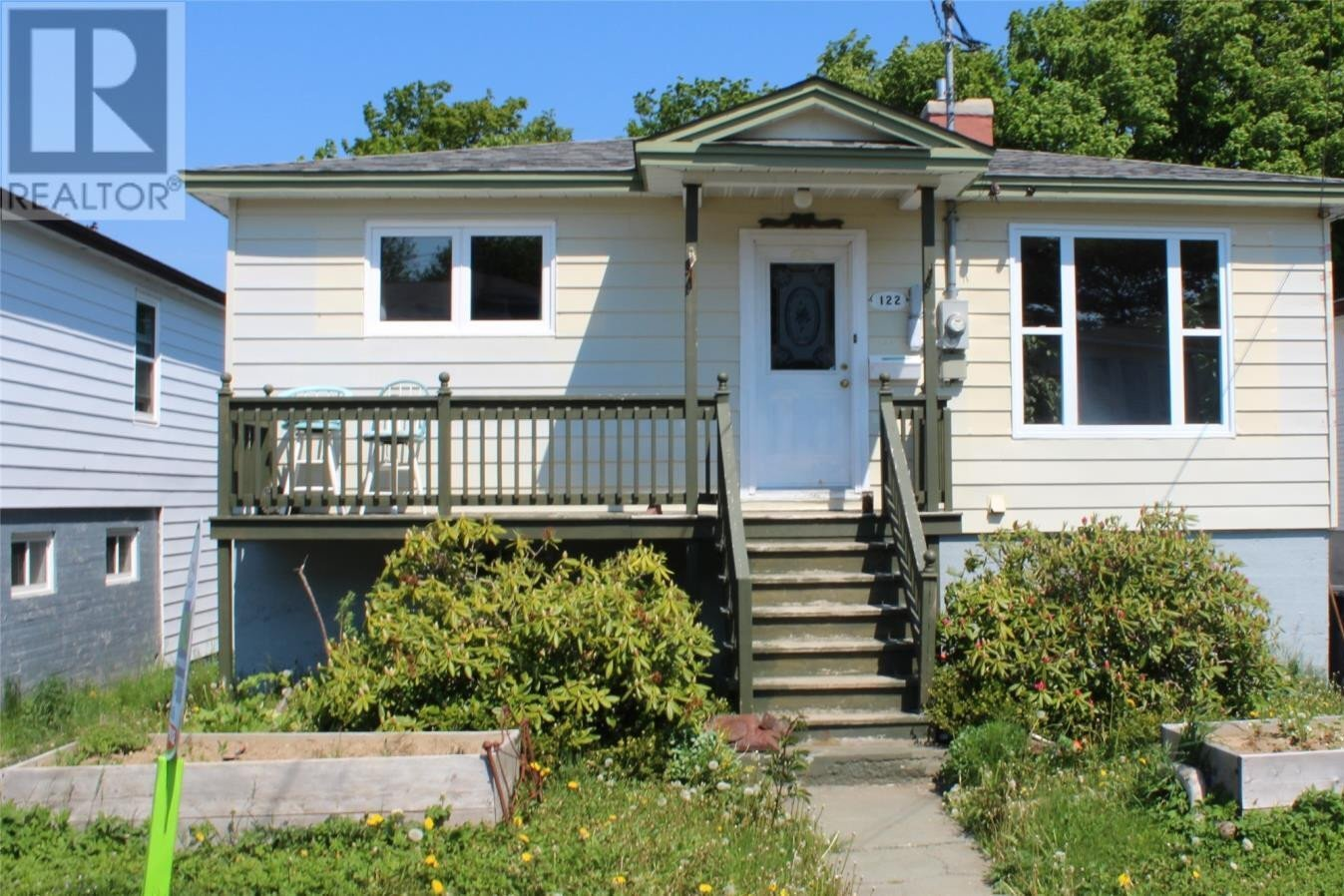 House for sale at 122 Prowse Ave St. John's Newfoundland - MLS: 1224922