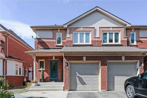 Townhouse for rent at 122 Rainforest Dr Brampton Ontario - MLS: W4693322