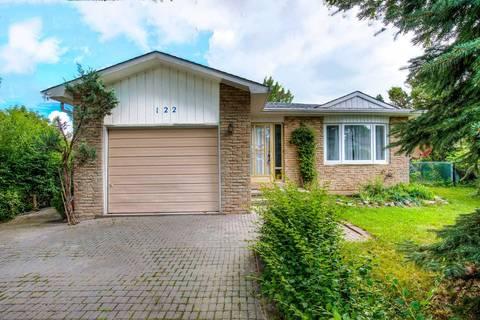 House for sale at 122 Ridgebank Ct Caledon Ontario - MLS: W4396904