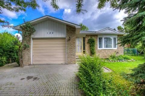 House for sale at 122 Ridgebank Ct Caledon Ontario - MLS: W4496593