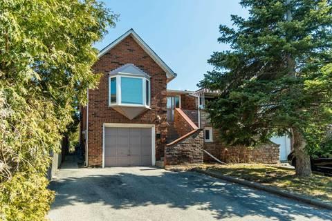 Townhouse for sale at 122 Robert Hicks Dr Toronto Ontario - MLS: C4733648