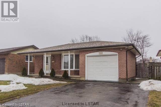 House for sale at 122 Rosamond Cres South London Ontario - MLS: 238137