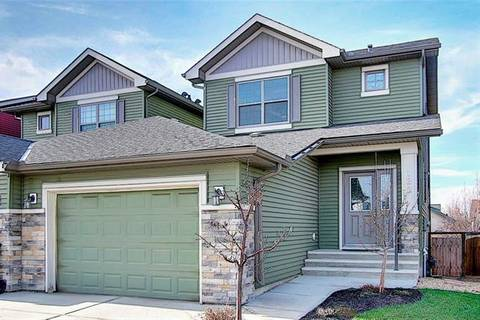 Townhouse for sale at 122 Sagewood Dr Southwest Airdrie Alberta - MLS: C4295447