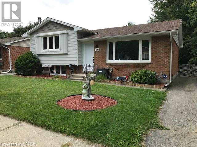 House for sale at 122 Sandalwood Cres London Ontario - MLS: 215088